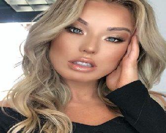 Super Bowl Streaker is Model Kelly Kay