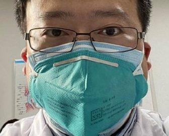 Li Wenliang Chinese doctor First Raised Coronavirus warnings