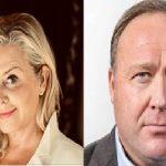 InfoWars Founder radio host Alex Jones' Ex-Wife Kelly Rebecca Nichols