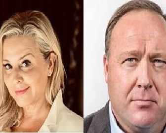 InfoWars Founder radio host Alex Jones' Ex-Wife Kelly Rebecca Nichols