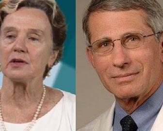 Dr. Anthony Fauci's Wife Christine Grady