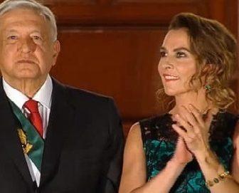 Andrés Manuel López Obrador's Wife Beatriz Gutiérrez Müller