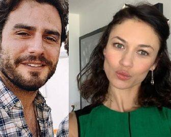 Olga Kurylenko's Boyfriend Ben Cura