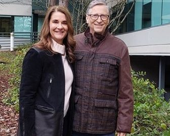 Bill Gates' wife Melinda Gates