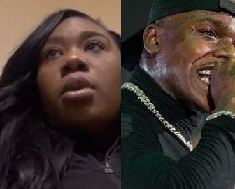 DaBaby's Alleged Slapping Victim Tyronesha Laws