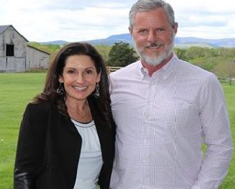 Jerry Falwell Jr.'s Wife Becki Tilley