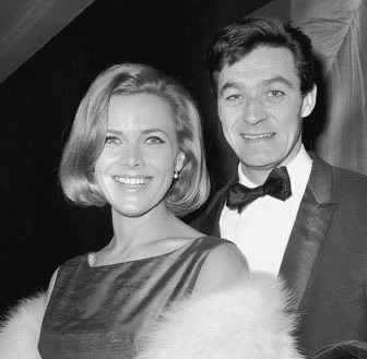 Honor Blackman's Ex-husband Maurice Kaufmann