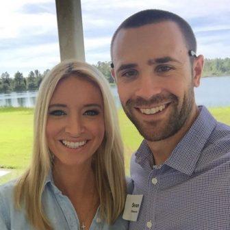 Kayleigh McEnany's Husband Sean Gilmartin
