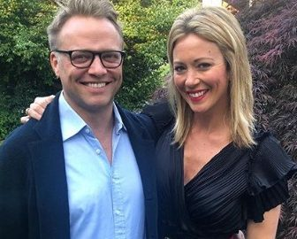 CNN Brooke Baldwin's Husband James Fletcher