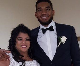 Karl Anthony Towns' Mother Jackie Towns