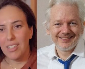 Julian Assange's Girlfriend in Ecuadorian Embassy Stella Moris