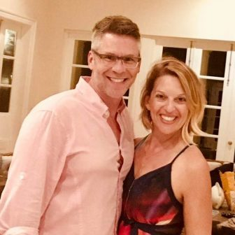 John Henson's Wife Jill Benjamin