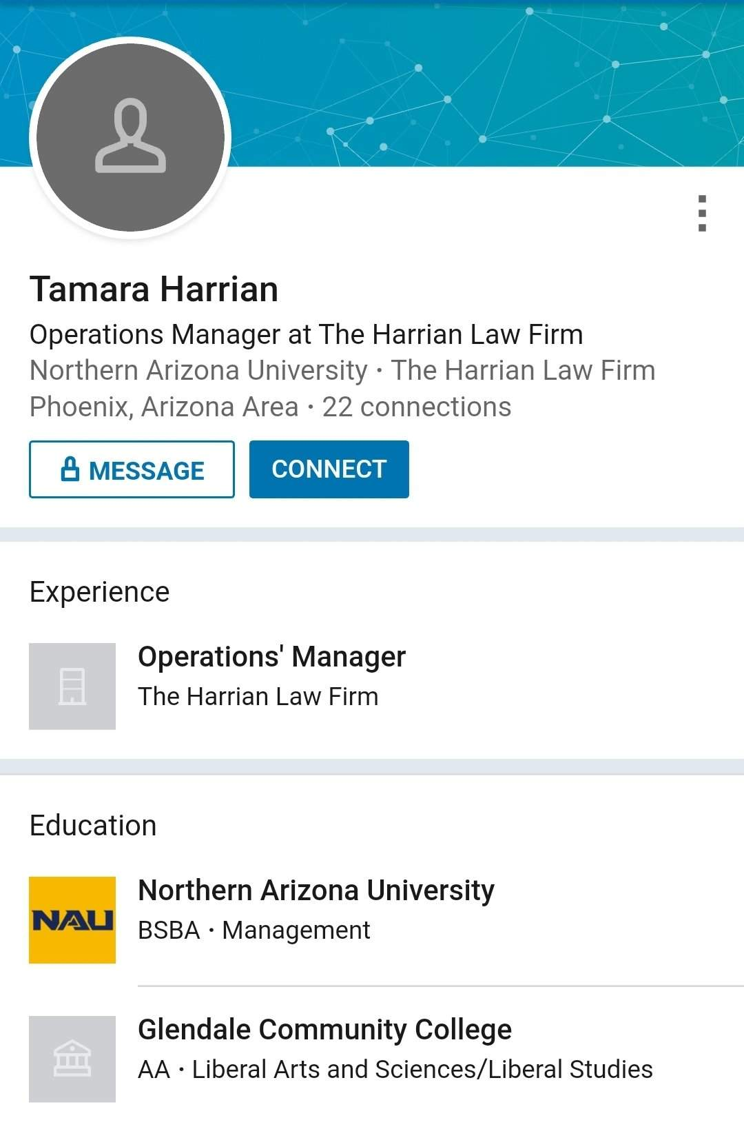 Tamara Harrian