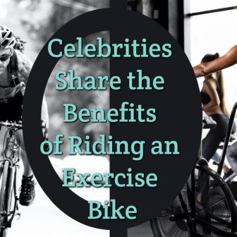 Celebrities Share the Benefits of Riding an Exercise Bike