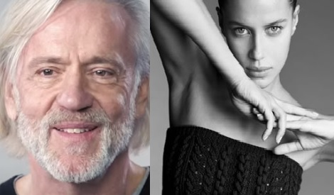 Roland Mary Husband Of Brad Pitt S Girlfriend Nicole Poturalski