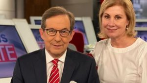 Lorraine Martin Smothers is the longtime wife of veteran journalist, author and TV anchor, Chris Wallace; whom you know from Fox News Sunday.