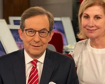 Chris Wallace's Wife Lorraine Martin Smothers