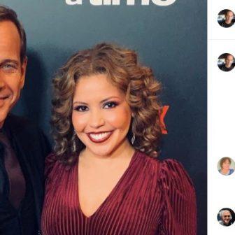 Meet Justina Machado's Boyfriend Emanuel Gironi