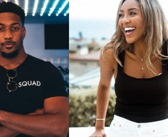 Demar Jackson Cycling Instructor/ The Bachelorette 16 Cast