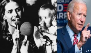 Naomi Biden is the late infant daughter of former senator, former Vice President and current presidential nominee, Joe Biden.