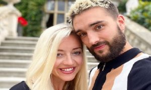 Kelsey Hardwick is the lovely actress wife of English singer, Tom Parker, former member of the band, The Wanted.