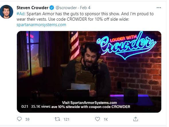 Steven Crowder Net Worth